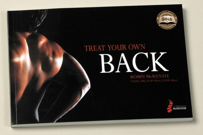 Patterson Treat Your Own Back Book 7th Edition
