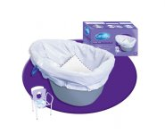 Patterson Commode Liner Carebag Pack of 20