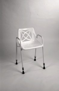 Patterson Fixed Height Shower Chair