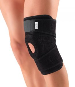 Patterson Vulkan Airxtend Open Knee Support One Size
