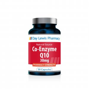Day Lewis Co-Enzyme Q10 Capsules Pack of 30