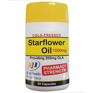 Day Lewis Starflower Oil Capsules Pack of 30