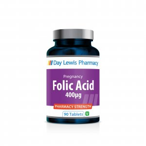 Day Lewis Folic Acid Tablets Pack of 90