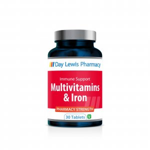 Day Lewis Multivitamins & Iron Tablets Pack of 30