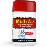 Day Lewis Multi A - Z Vitamins & Minerals Caplets Pack of 30