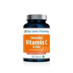 Day Lewis Vitamin C & Zinc Chewable Tablets Pack of 90