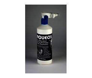 Aqueos Anti-Microbial Horse Shampoo with Hose Applicator 1 Litre