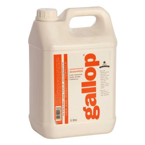 Gallop Conditioning Shampoo 5 Litre
