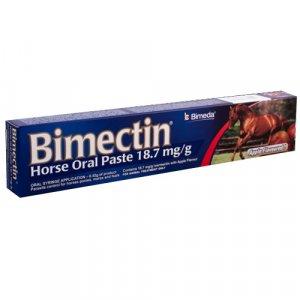 Bimectin Horse Wormer Apple syringe