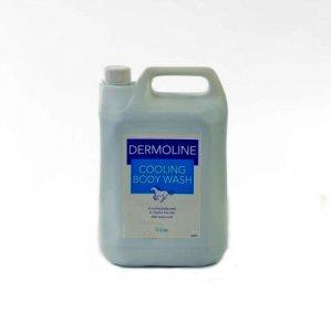 Dermoline Cooling Body Wash 5 Litre