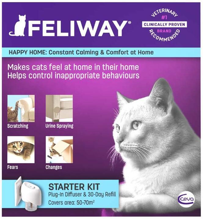 Feliway 30 Day Starter Kit