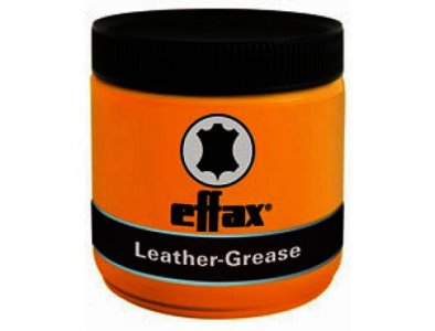Effax Leather Grease Black 500ml