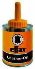 Effax Leather Oil Tin with Brush 475ml
