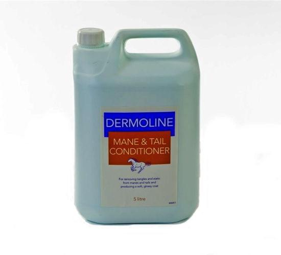 Dermoline Mane & Tail Conditioner 5 Litre