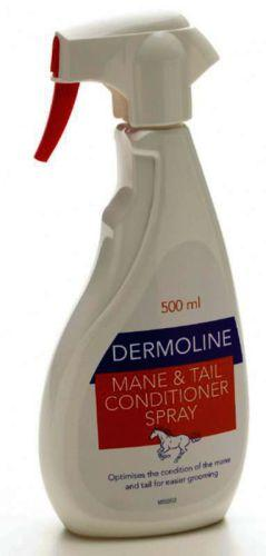 Dermoline Mane & Tail Conditioner Spray 500ml