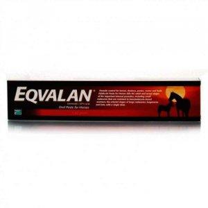 Eqvalan Paste for Horses 1 syringe