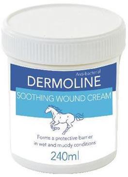 Dermoline Soothing Wound Cream 240ml