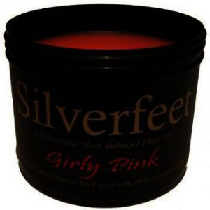 Silverfeet Hoof Balm Girly Pink 400ml