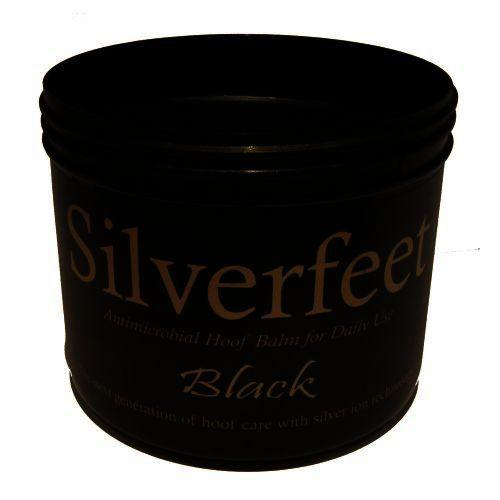 Silverfeet Hoof Balm Black 400ml