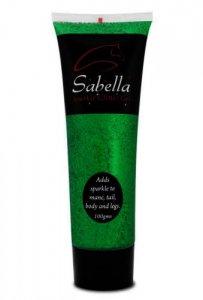 Sabella Glitter Gel Green 100ml