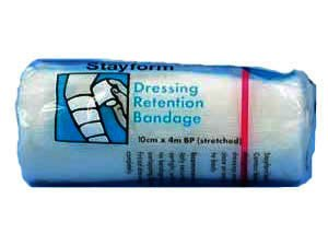 Robinson Stayform Bandage 10cm x 4m Pack of 12