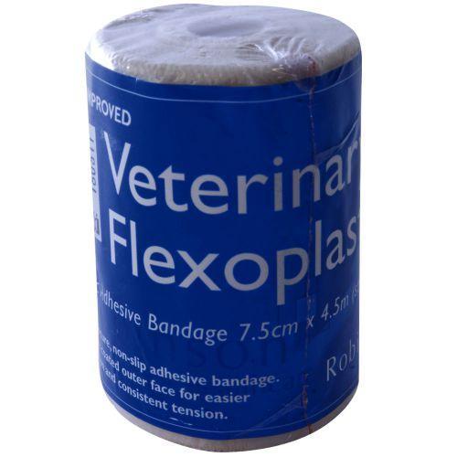 Robinson Veterinary Flexoplast 7.5cm x 450cm